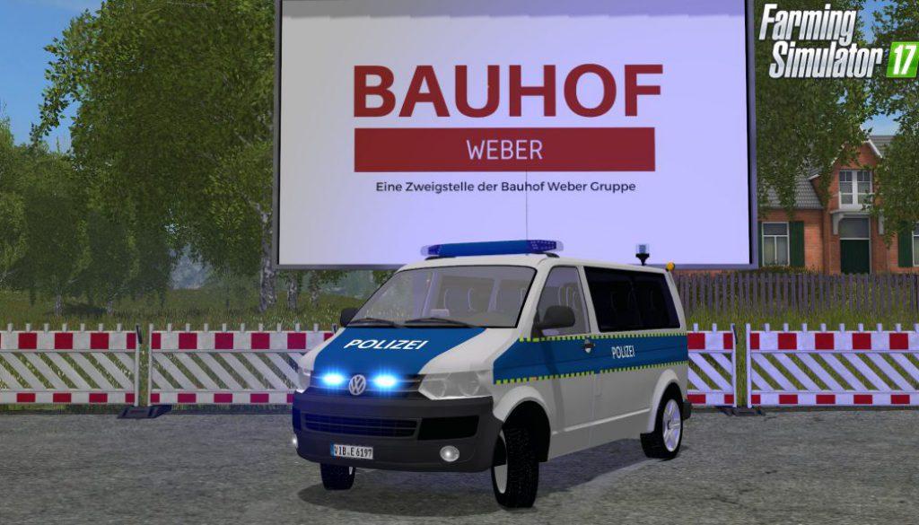vw, polizei