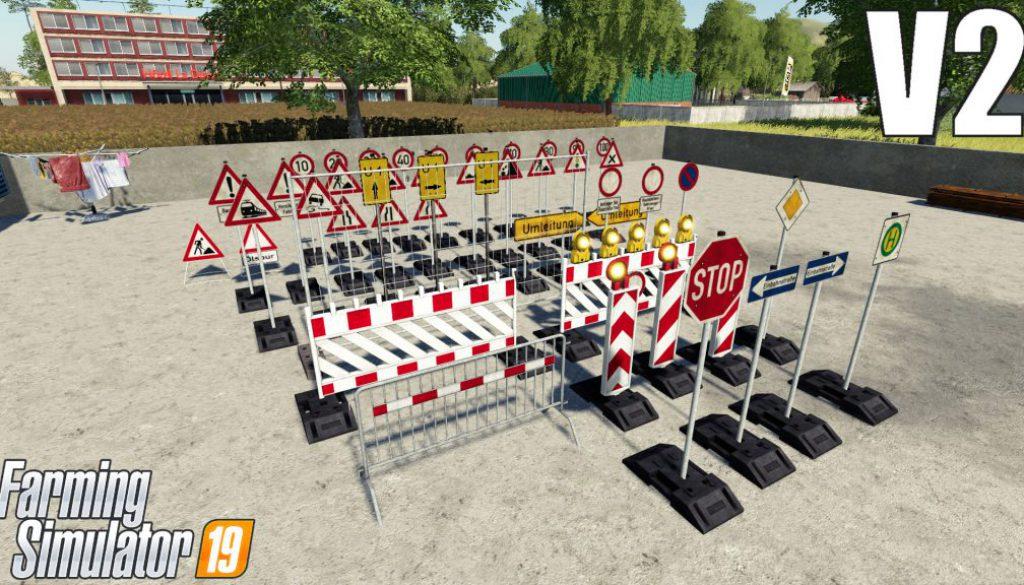 baustelle, ls19, farming simulator